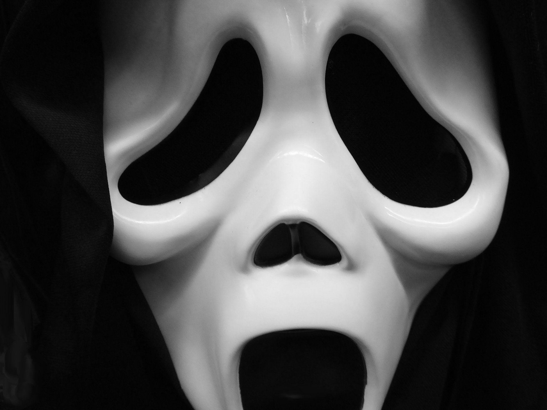 Ghostface Serial Killer Real Life Scream Mask Murders Kids