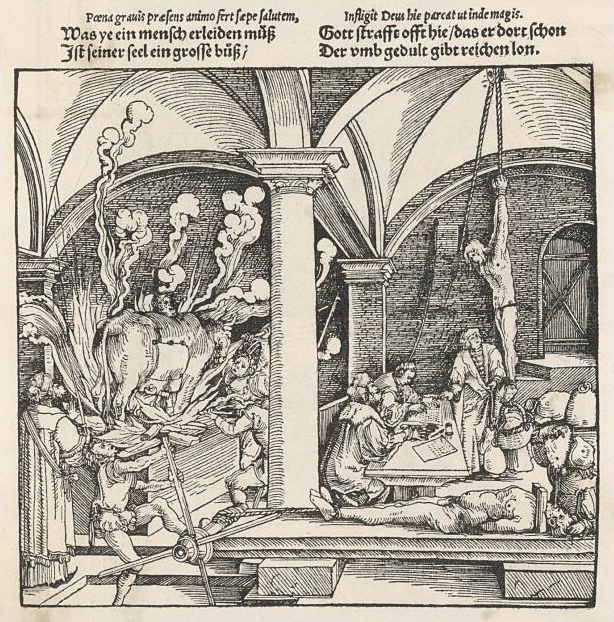 Ancient Greek Torture Methods, Brazen Bull