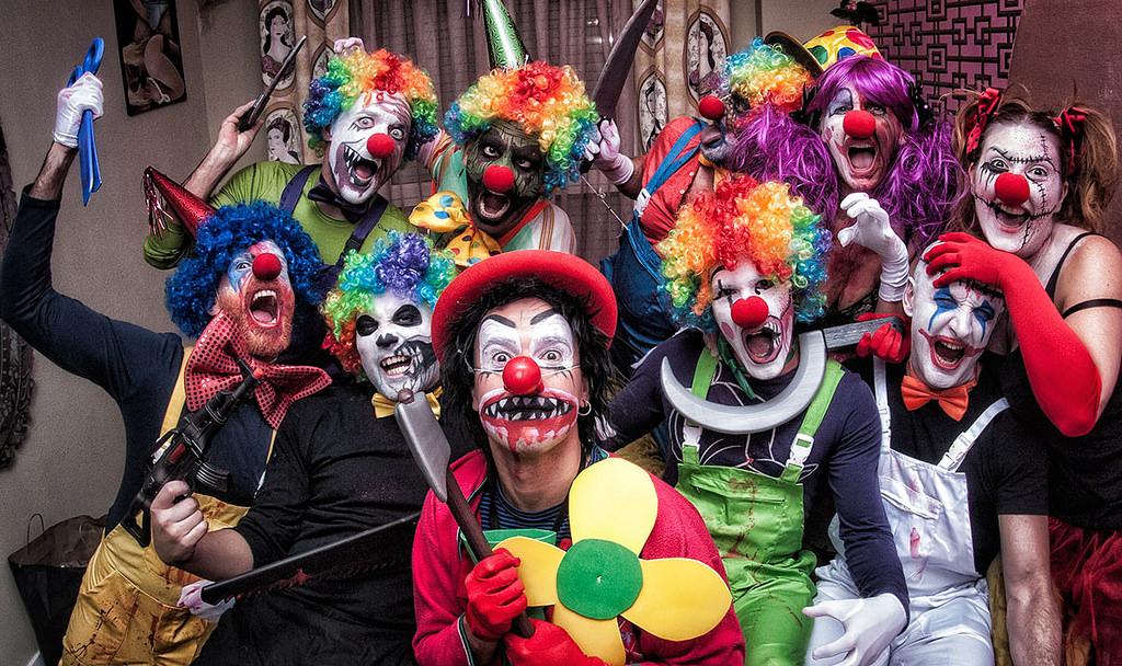 Real Clown Serial Killer