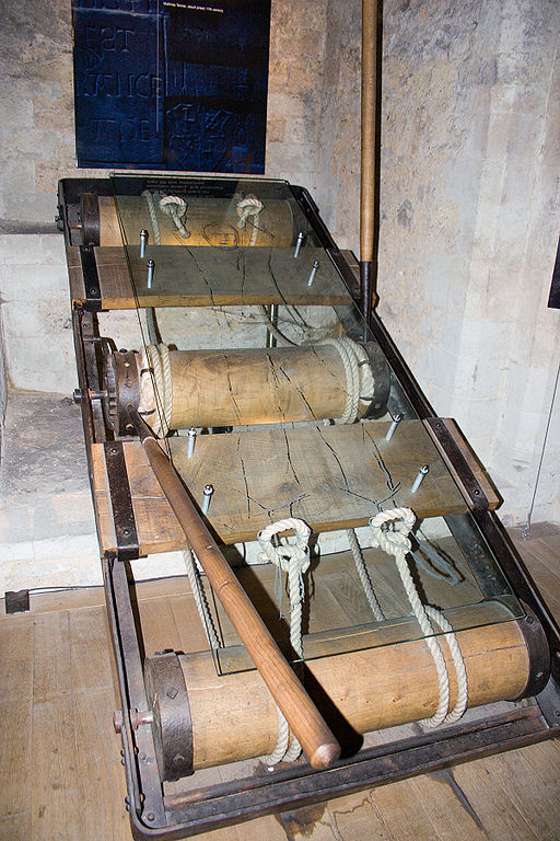 Really Old Torture Methods