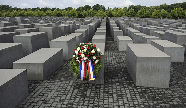 Jewish Deaths in the Holocaust?