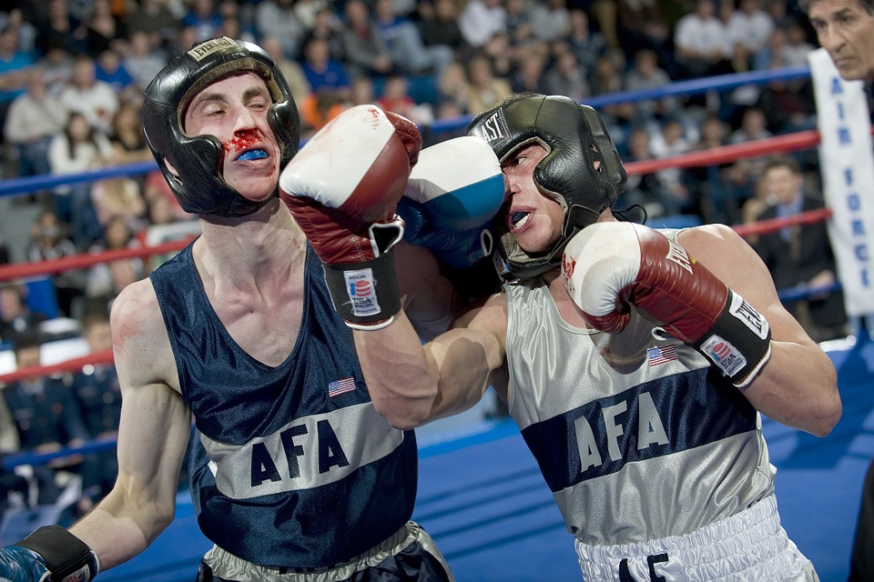 Serious Injuries in Boxing