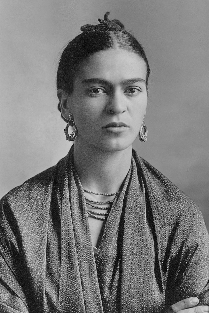 Frida Kahlo Death?