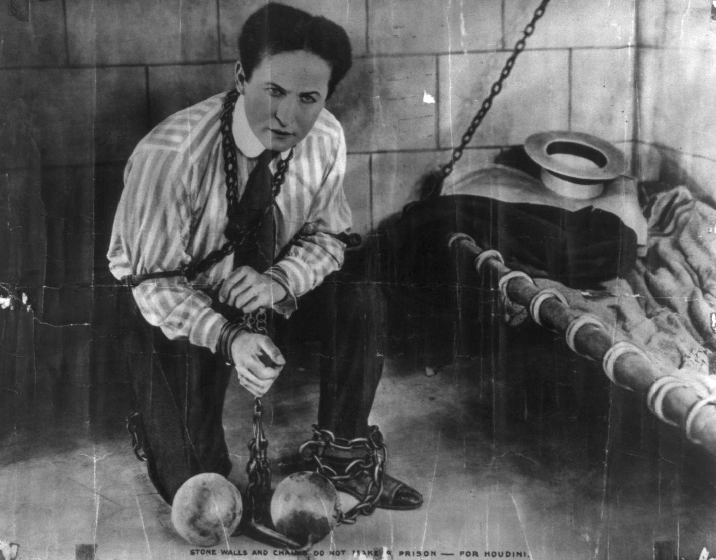 How Did Houdini Die?