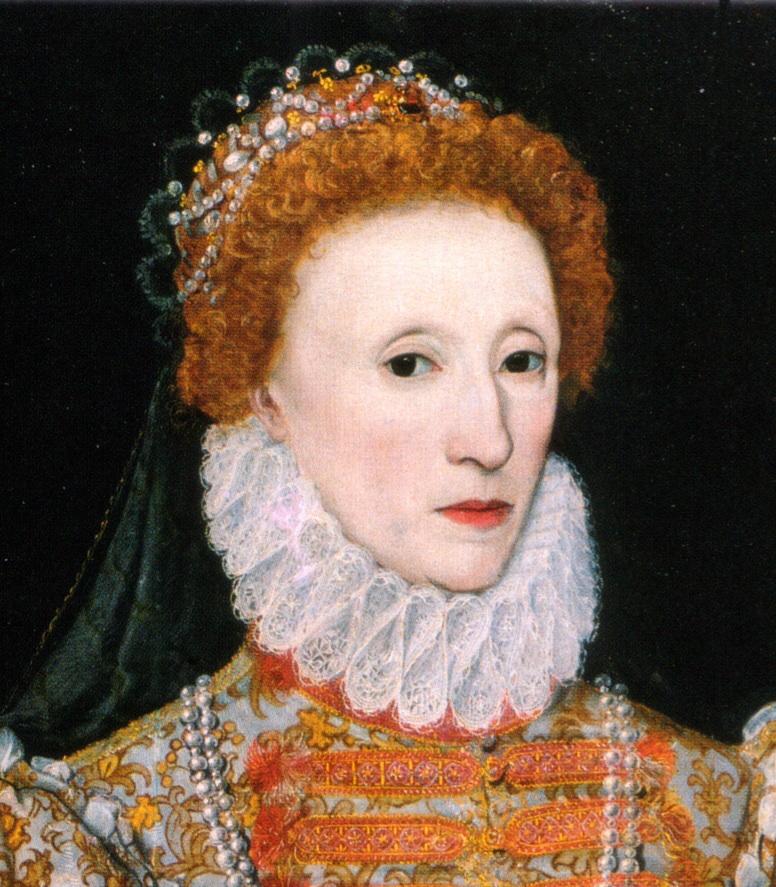 How Did Queen Elizabeth the First Die?