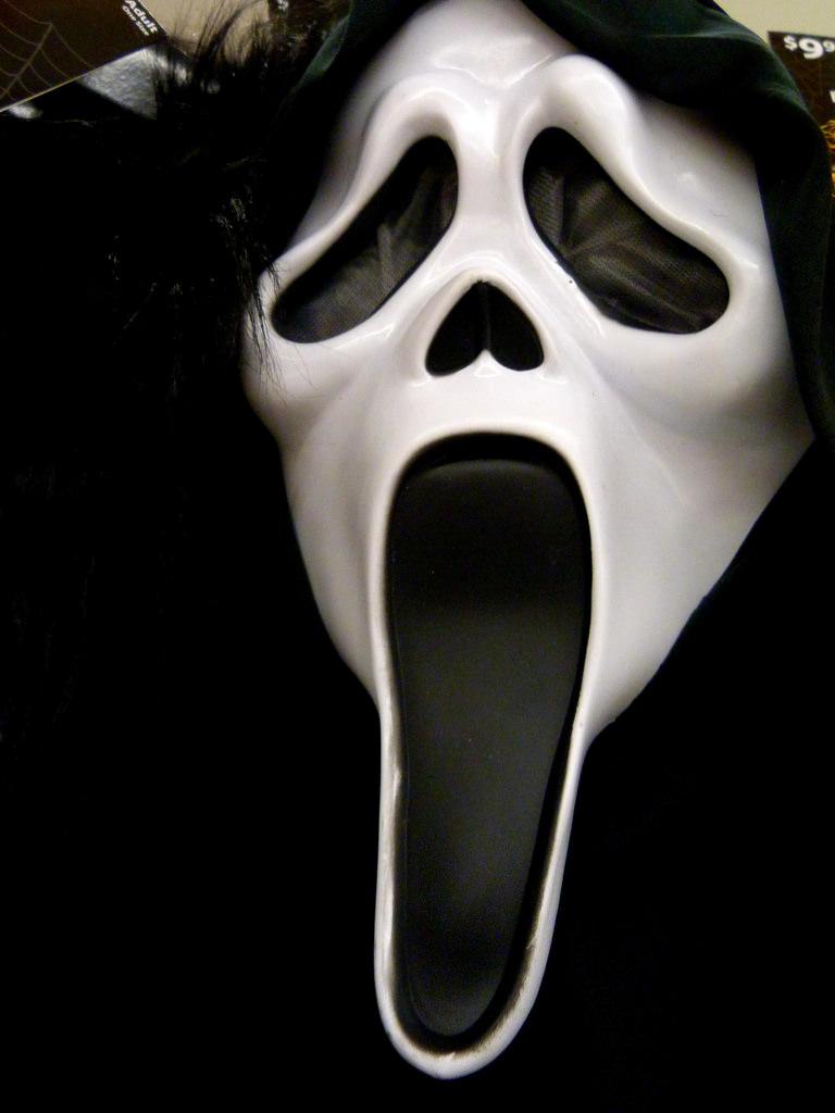 Real Ghostface Serial Killer