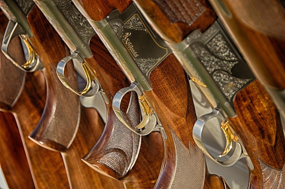 Worst Gun Crime Country