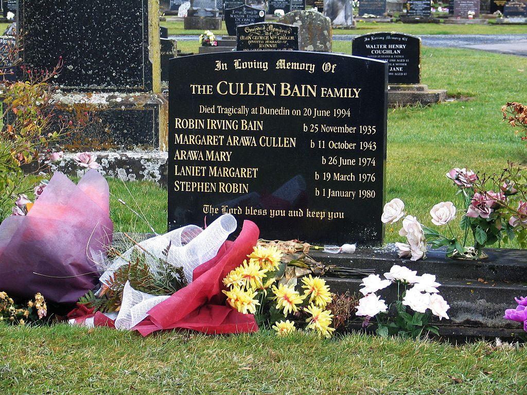 Bain Family Murders